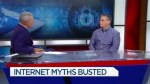 Busting internet myths